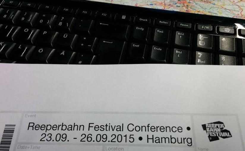 3 Tipps fürs Reeperbahn Festival