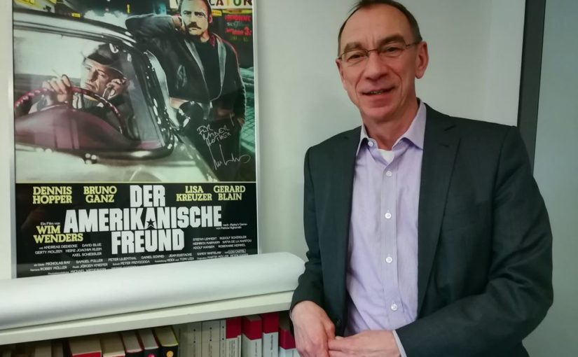Berlinale 2018 – Interview mit Dr. Rainer Rother
