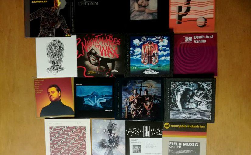 Playlist soundundvision_54 – 05.02.2018
